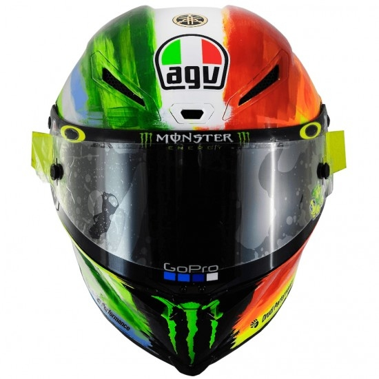 Helm AGV Pista GP RR Rossi Mugello 2019 Limited Edition