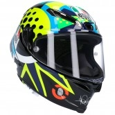 AGV Pista GP RR Rossi Soleluna Winter Test 2020 Limited Edition