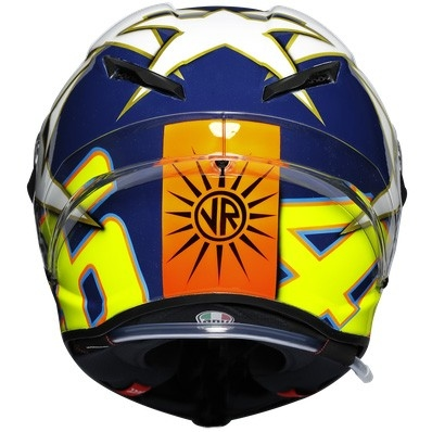 Helm AGV Pista GP RR Rossi World Title 2003 Limited Edition