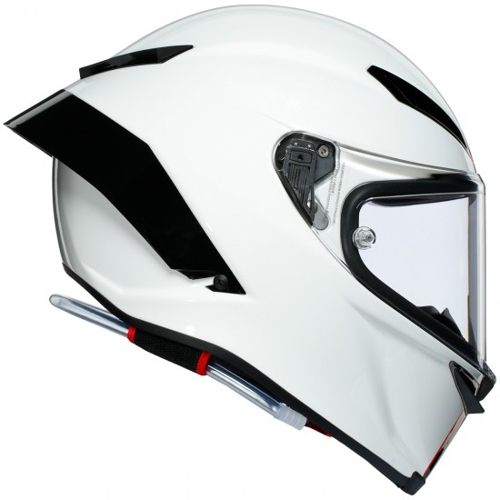 Casco AGV Pista GP RR Scuderia Carbon / White / Red