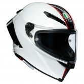 AGV Pista GP RR Scuderia Carbon / White / Red