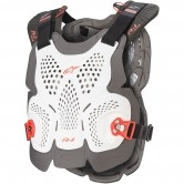 ALPINESTARS A-1 Plus White / Anthracite / Red