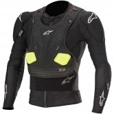 ALPINESTARS Bionic Pro V2 Black / Yellow Fluo