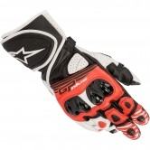 ALPINESTARS Gp Plus R V2 Black / White / Bright Red