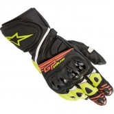 ALPINESTARS Gp Plus R V2 Black / Yellow Fluo / Red Fluo