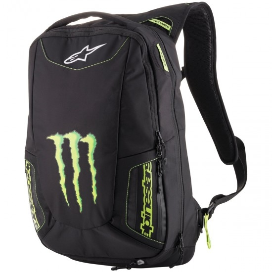 Sac ALPINESTARS Marauder Monster Black / Green
