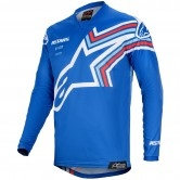 ALPINESTARS Racer 2020 Braap Blue / Off White