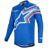 ALPINESTARS Racer 2020 Junior Braap Blue / Off White