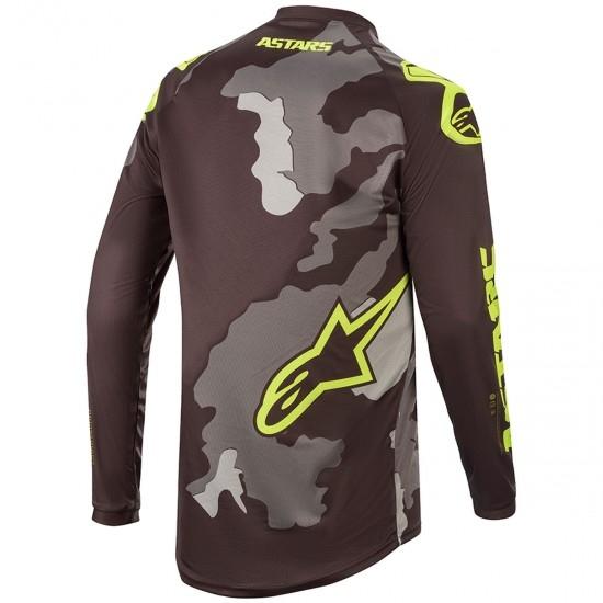 NEW Alpinestars 2019 MX Gear Racer Tactical Black Army Camo Motocross Pants