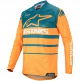 ALPINESTARS Racer 2020 Supermatic Orange / Petrol