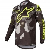 ALPINESTARS Racer 2020 Tactical Black / Gray Camo / Yellow Fluo