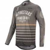 ALPINESTARS Racer Tech 2020 Flagship Dark Gray / Black / Orange
