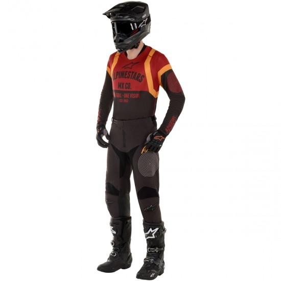 Racer Tech 2020 Flagship Dark Gray / Black / Orange