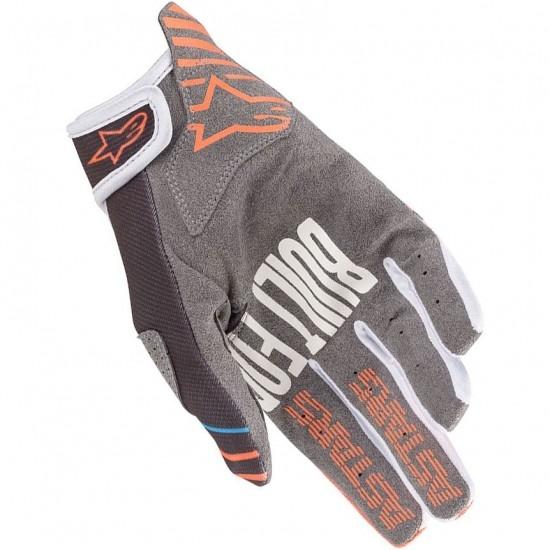 ALPINESTARS Radar 2020 Anthracite / Orange Fluo Gloves