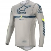 ALPINESTARS Supertech 2020 Gray / Navy / Yellow Fluo