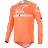 ALPINESTARS Supertech 2020 Orange Fluo / White / Blue