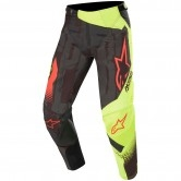 ALPINESTARS Techstar 2020 Factory Black / Yellow Fluo / Red Fluo