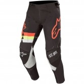 ALPINESTARS Techstar 2020 Venom Black / Red Fluo / Yellow Fluo