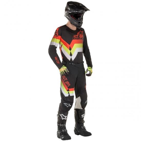 Techstar 2020 Venom Black / Red Fluo / Yellow Fluo