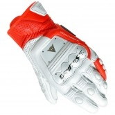 DAINESE 4-Stroke 2 White / Fluo-Red