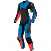DAINESE Assen 2 Professional Estiva Black / Light-Blue / Fluo-Red