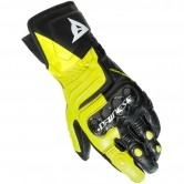 DAINESE Carbon 3 Long Black / Fluo-Yellow / White