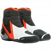 DAINESE Dinamica Air Black / Fluo-Red / White