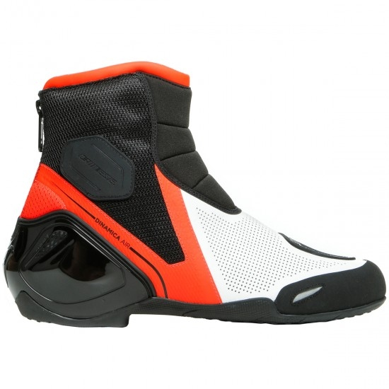 Stiefel DAINESE Dinamica Air Black / Fluo-Red / White