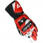DAINESE Druid 3 Black / White / Lava-Red