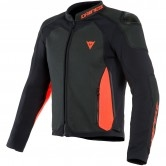 DAINESE Intrepida Estiva Black / Black-Matt / Fluo-Red