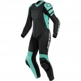 DAINESE Killalane Professional Estiva Lady Black-Matt / Acqua-Green / Black