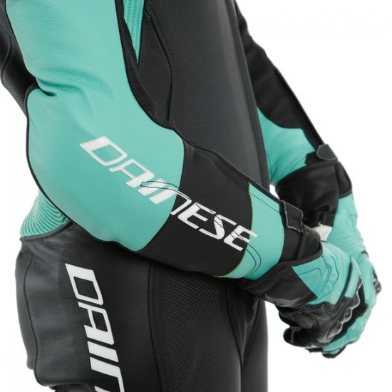 Traje / Mono DAINESE Killalane Professional Estiva Lady Black-Matt / Acqua-Green / Black