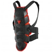 DAINESE Pro-Speed Back Medium Black / Red