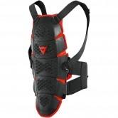 Pro-Speed Back Short Black / Red