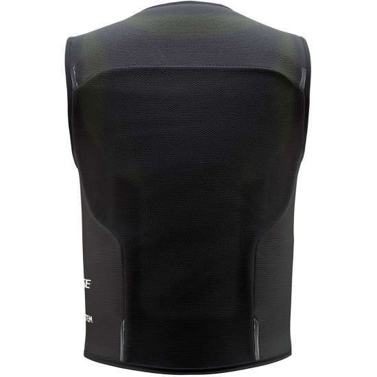 Proteccion DAINESE Smart Jacket Black / Yellow Fluo