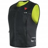DAINESE Smart Jacket Black / Yellow Fluo