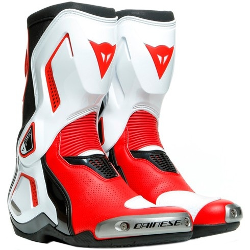 DAINESE Torque 3 Out Air Black / White / Lava-Red Boots