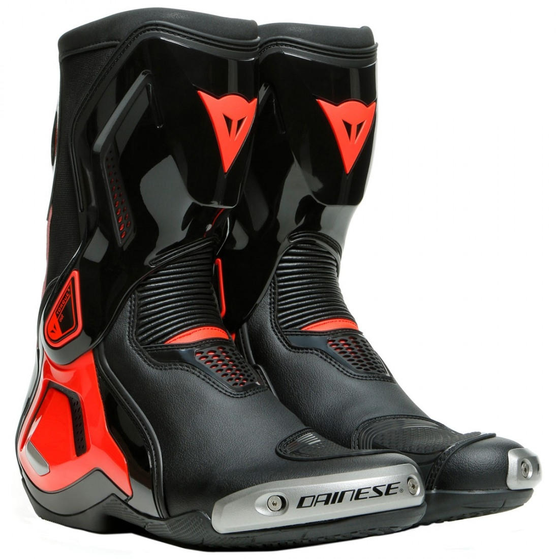 DAINESE Torque 3 Out Black Fluo Red Boots