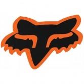 FOX Head 7 Black / Orange