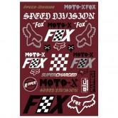 FOX Czar Track Pack Cardinal