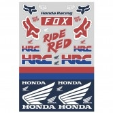 FOX Honda Track Pack 2020