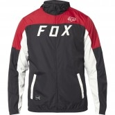 FOX Moth Windbreaker Black / Red