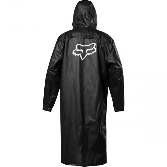 Impermeável FOX Pit Rain Jacket Black