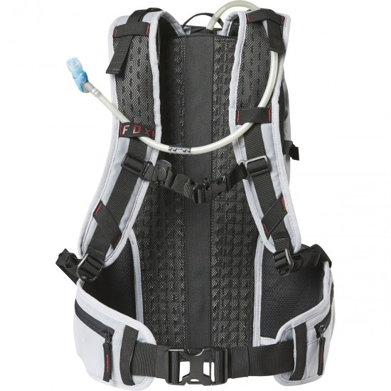 FOX Utility Hydration Pack Large Steel Grey Bag / Back pack