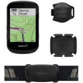 GARMIN Edge 530 Pack HRM Black