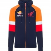 GP APPAREL Neopreno Repsol Honda Navy / Orange