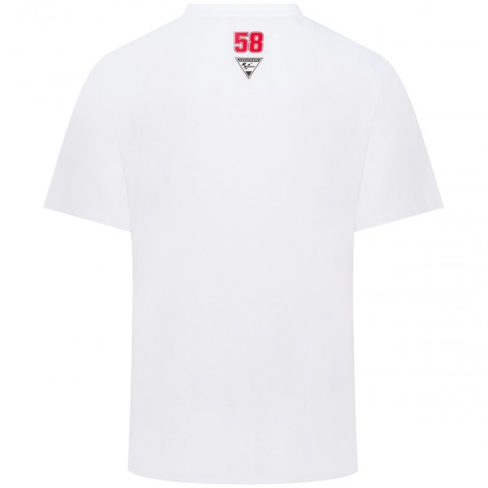 Camiseta GP APPAREL Simoncelli 58 1935005