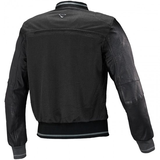MACNA College Air Black Jacket