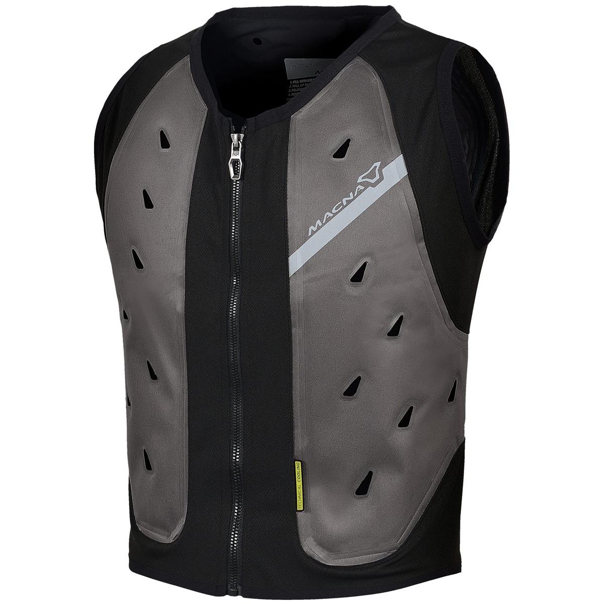 Complemento MACNA Cooling Evo Grey / Black