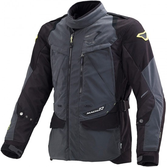Chaqueta MACNA Equator Black / Night Eye